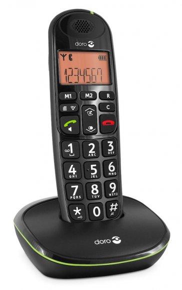 תמונה של טלפון אלחוטי חזק מותאם ללקויי שמיעה PhoneEasy